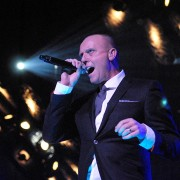 "Glenn Gregory von ""Heaven 17"" in 2009. Foto: AWi"