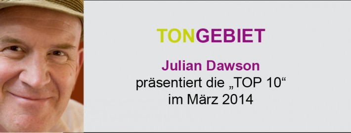 CD-Tipp Julian Dawson