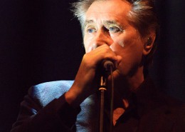 Bryan Ferry beim Konzert in der Mitsubishi Electric Halle am 10. September 2015. Foto: AWi